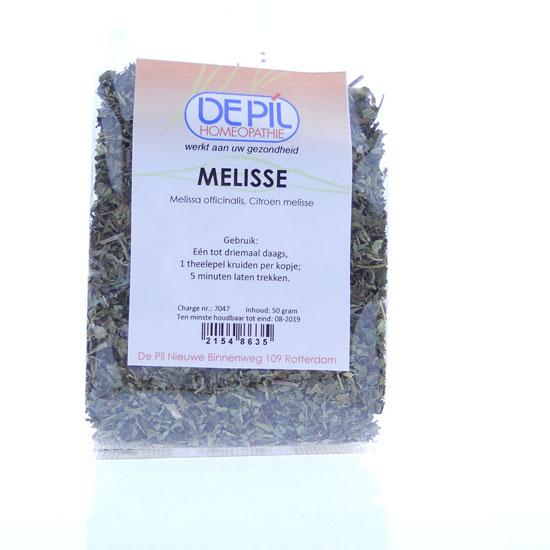 Melisse (citroen)