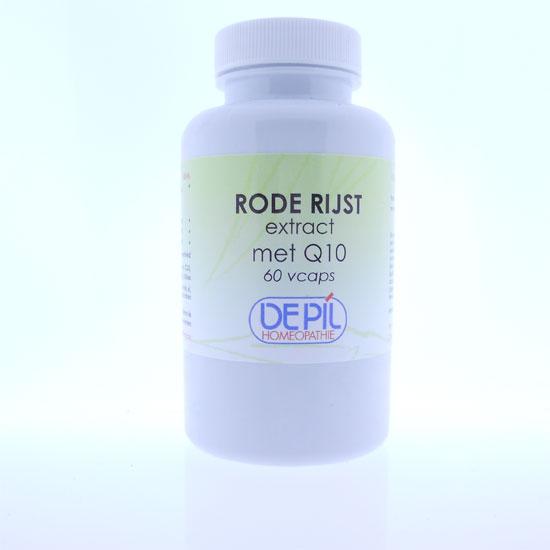 Rode Rijst + Q10