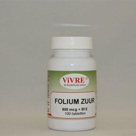 Foliumzuur actief
